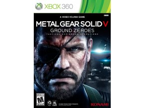Xbox 360 Metal Gear Solid V: Ground Zeroes