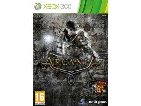 Xbox 360 Arcania: Gothic 4  Nové