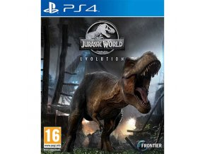 PS4 Jurassic World: Evolution