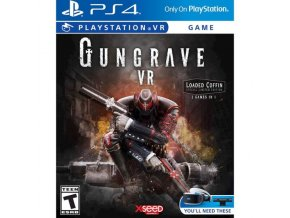 PS4 Gungrave VR