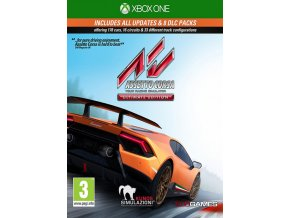 Xbox One Assetto Corsa - Ultimate Edition