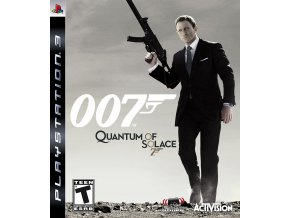 PS3 007: Quantum of Solace