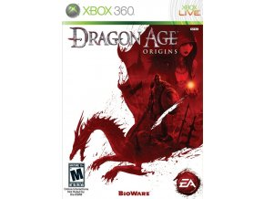 Xbox 360 Dragon Age: Origins