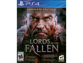 PS4 Lords of the Fallen - Complete Edition