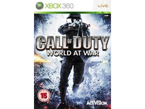 Xbox 360 Call of Duty: World at War