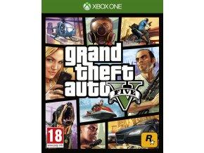 Xbox One Grand Theft Auto V / GTA 5 Nová