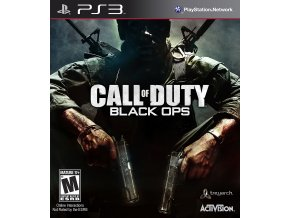 PS3 Call of Duty: Black Ops