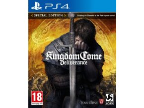 PS4 Kingdom Come Deliverance