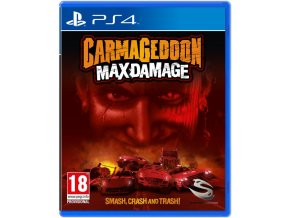 PS4 Carmageddon: Max Damage