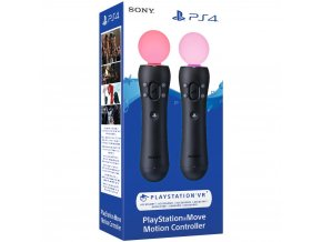 Sony Playstation Move Twin Pack 4.0