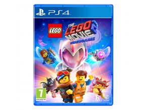 PS4 LEGO Movie Videogame 2