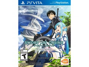 PS4 Sword ART Online: Lost Song