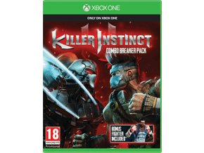 Xbox One Killer Instinct - Combo Breaker Pack