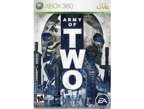 Army of Two X360 US ESRB