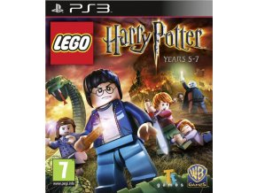 PS3 LEGO Harry Potter: Years 5-7