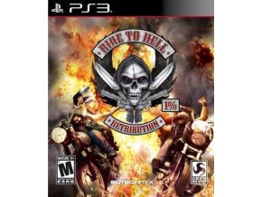 PS3 Ride to Hell: Retribution