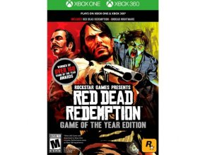 Xbox One + Xbox 360 Red Dead Redemption
