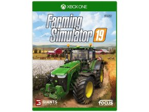 Xbox One Farming Simulator 19