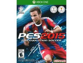 Xbox One Pro Evolution Soccer 2015