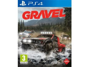 Playstation 4 Gravel