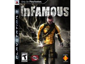 PS3 Infamous