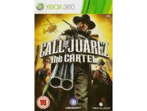 Xbox 360 Call of Juarez: The Cartel
