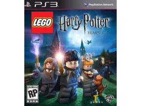 PS3 LEGO Harry Potter: Years 1-4