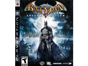 PS3 Batman: Arkham Asylum (GOTY Edition)