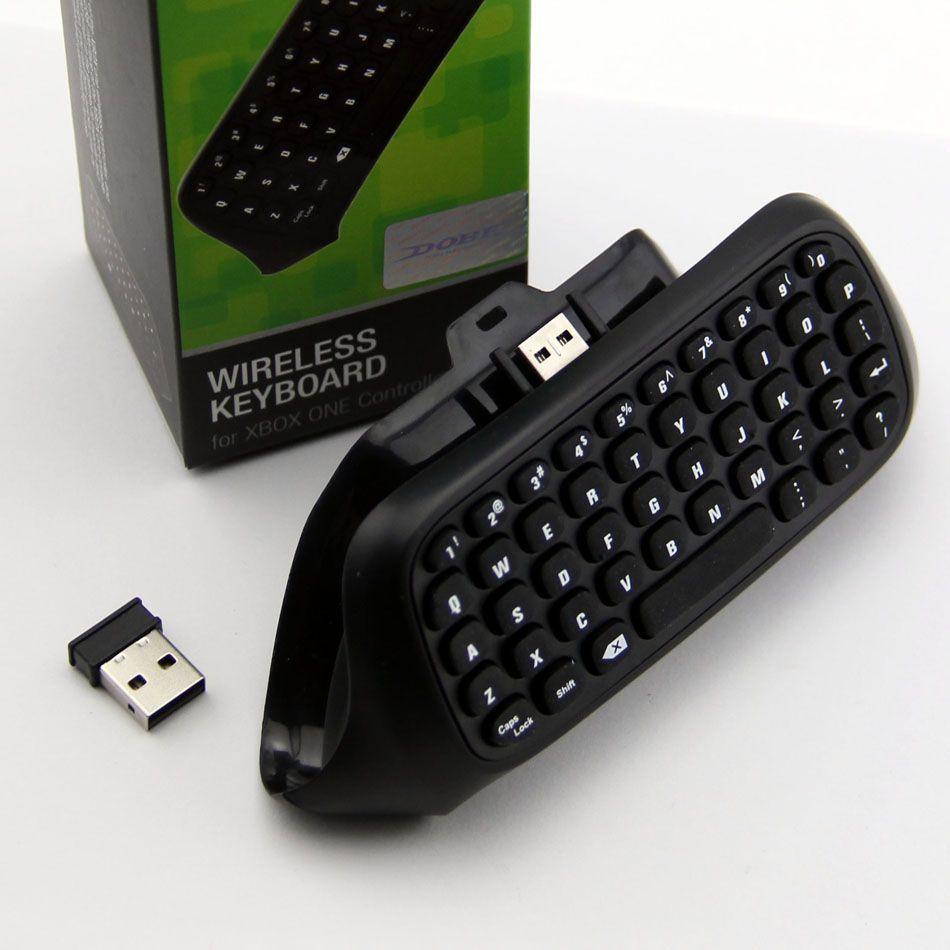 Xbox One Chatpad | Bezdrátová klávesnice k ovladači