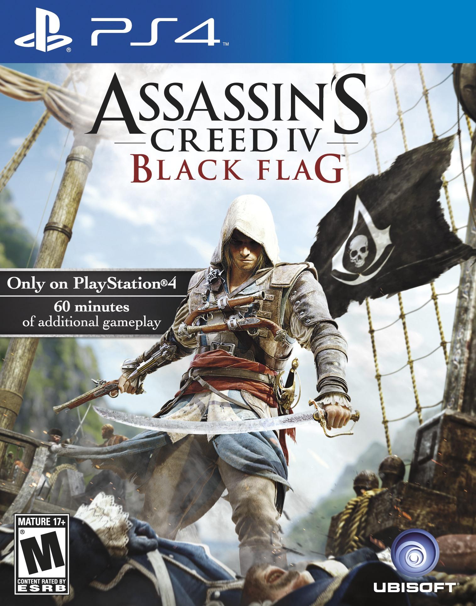 Assassin's Creed 4: Black Flag CZ (PS4)