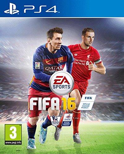 FIFA 16 CZ (PS4)