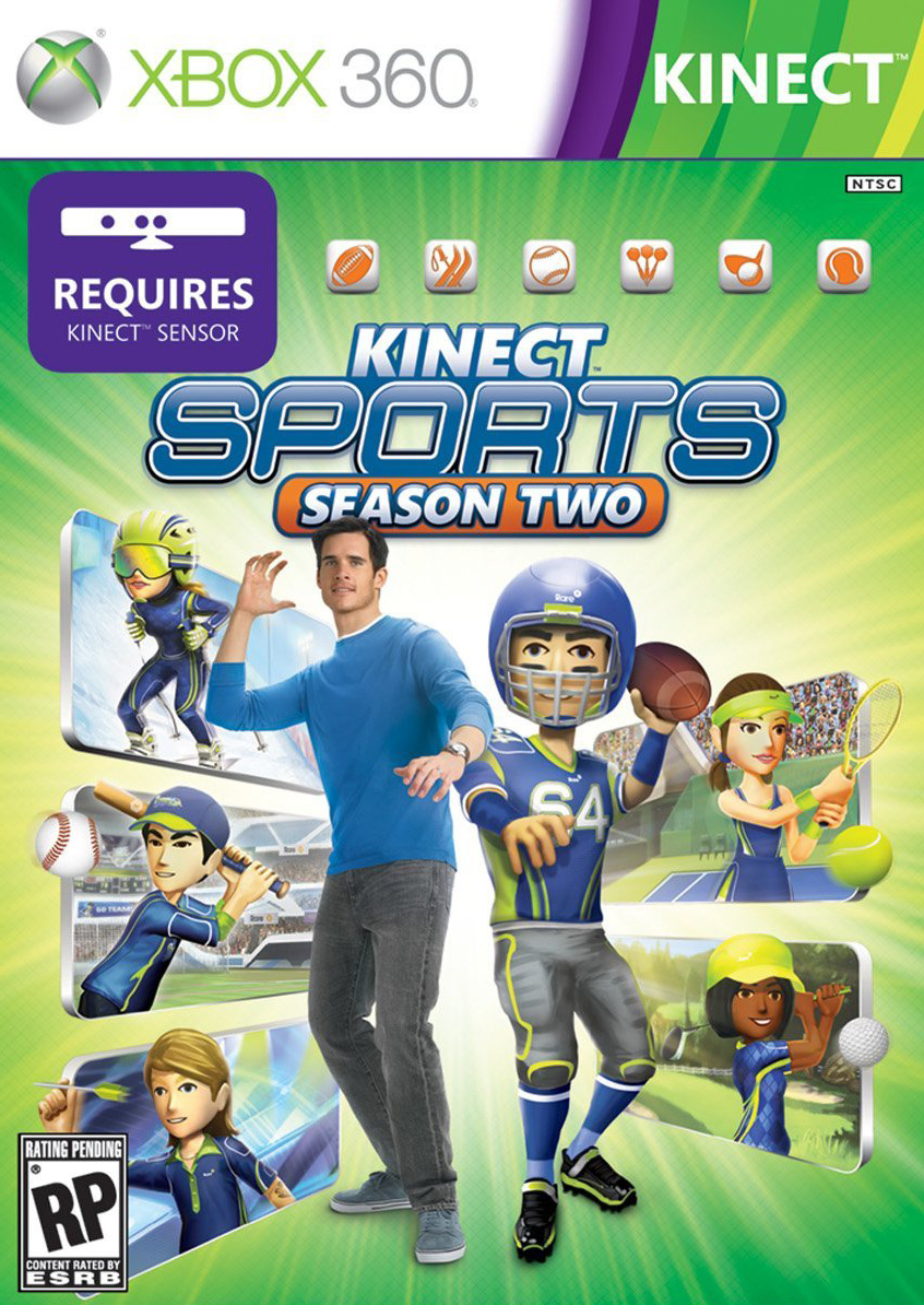 Kinect Sports Season Two (Xbox 360)