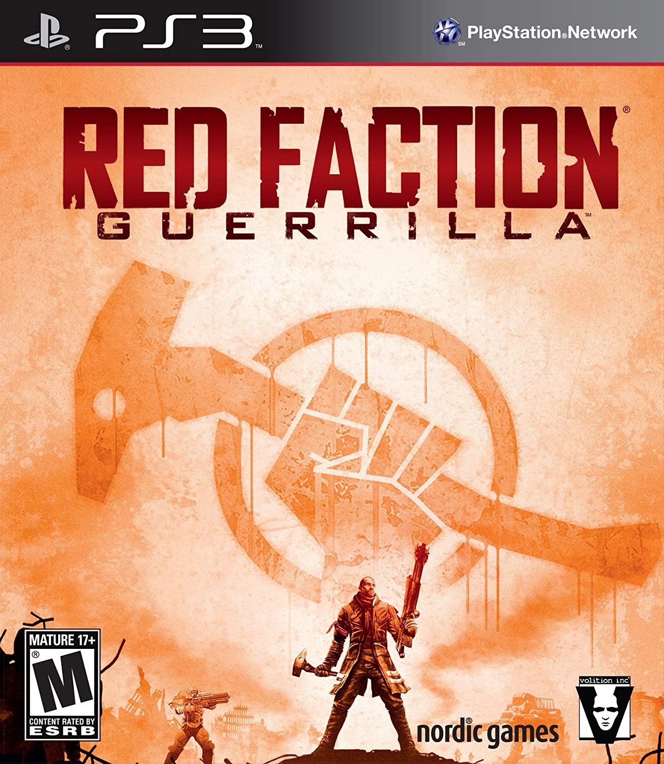 Red Faction: Guerrilla (PS3)