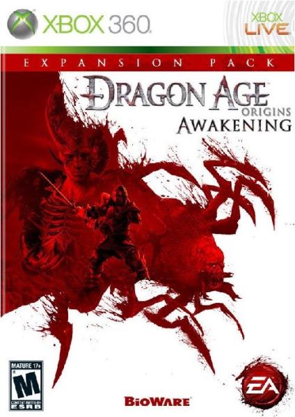 Dragon Age: Origins Awakening Expansion Pack (Xbox 360)