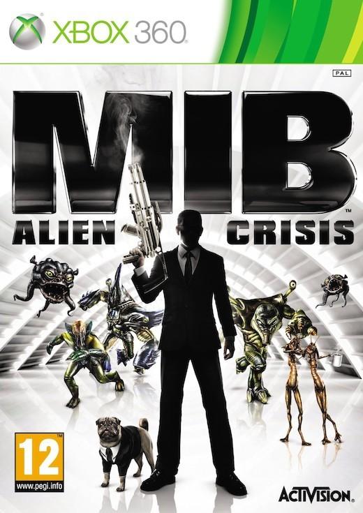 Men in Black Alien Crisis (Xbox 360)