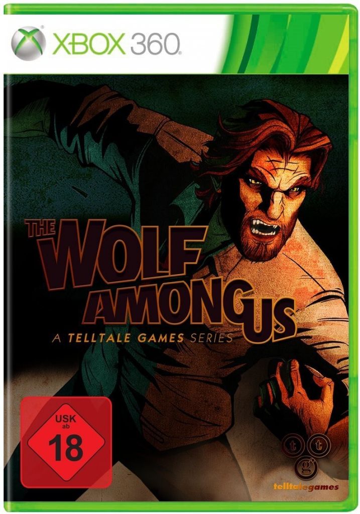 The Wolf Among Us: A Telltale Games Series BAZAR (Xbox 360)