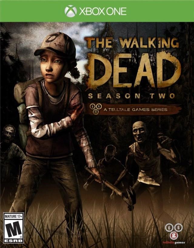 The Walking Dead Season 2 (Xbox One)