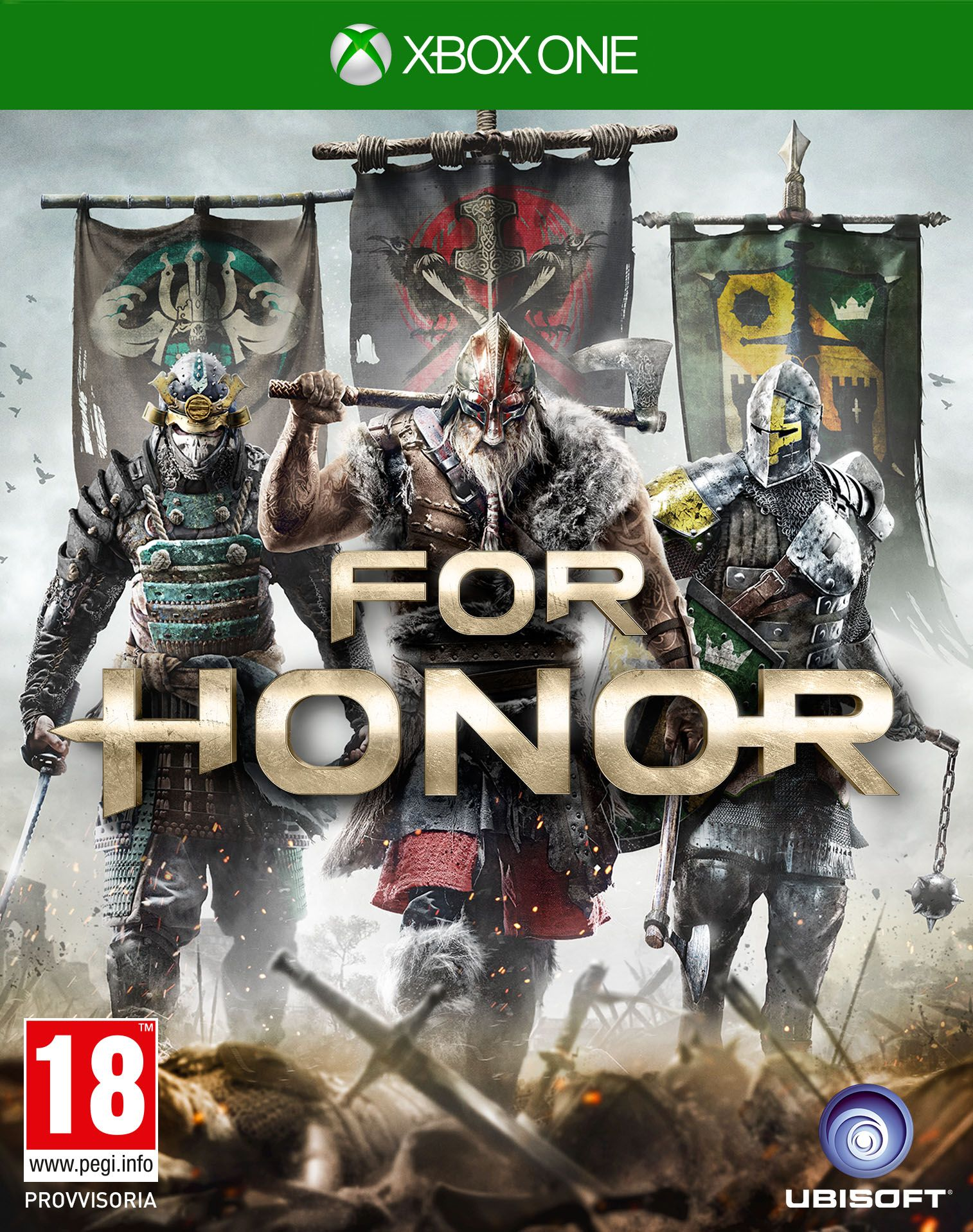 For Honor CZ (Xbox One)
