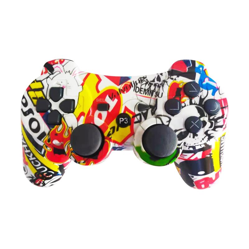 PS3 Bezdrátový ovladač Barva: Street art
