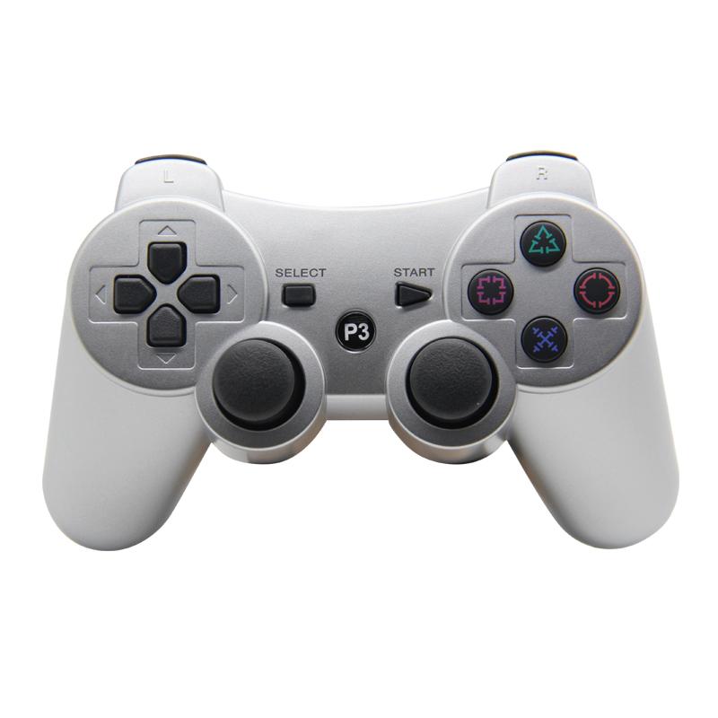 PS3 Bezdrátový ovladač Barva: stříbrný