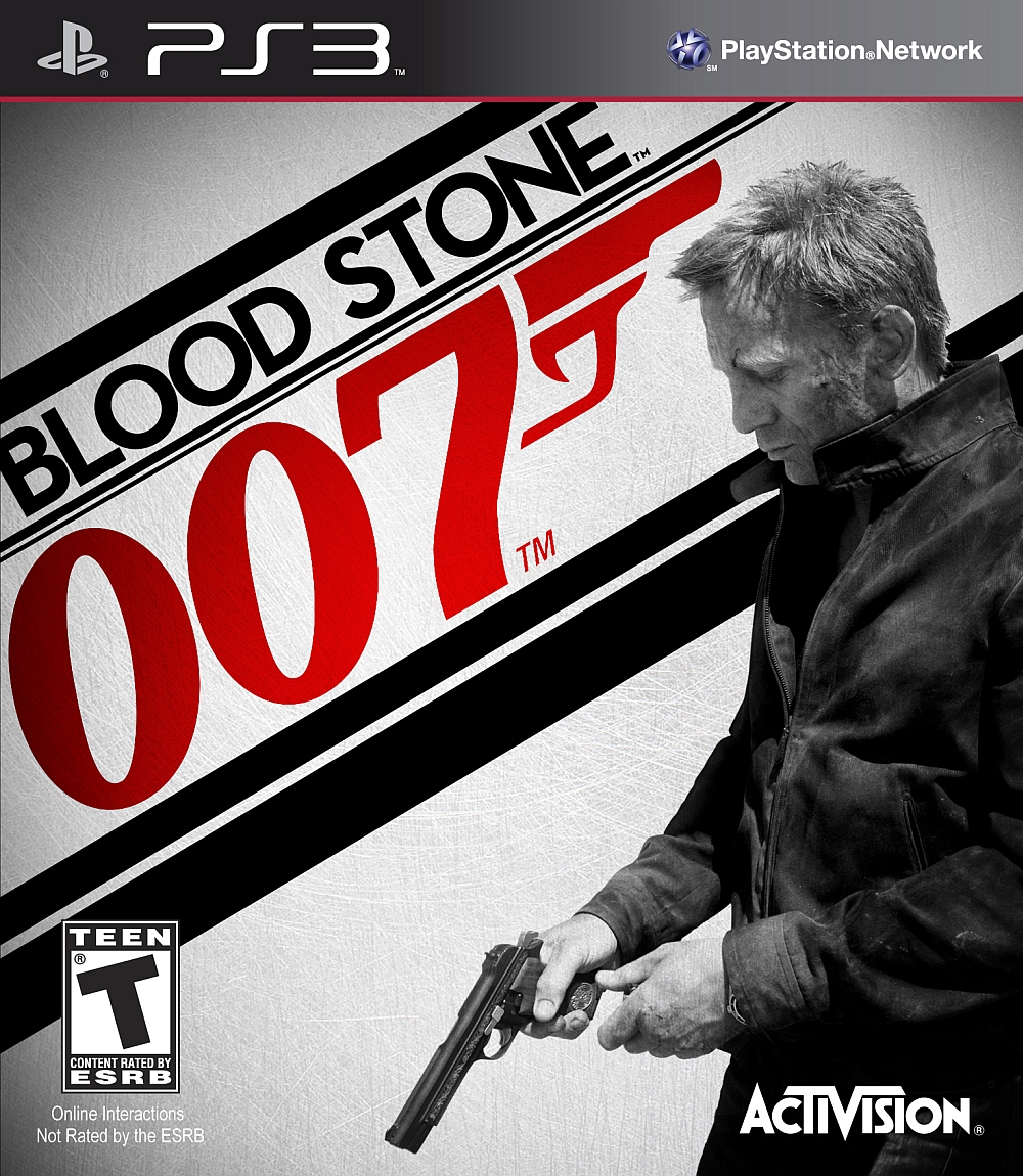 007: Blood Stone (PS3)