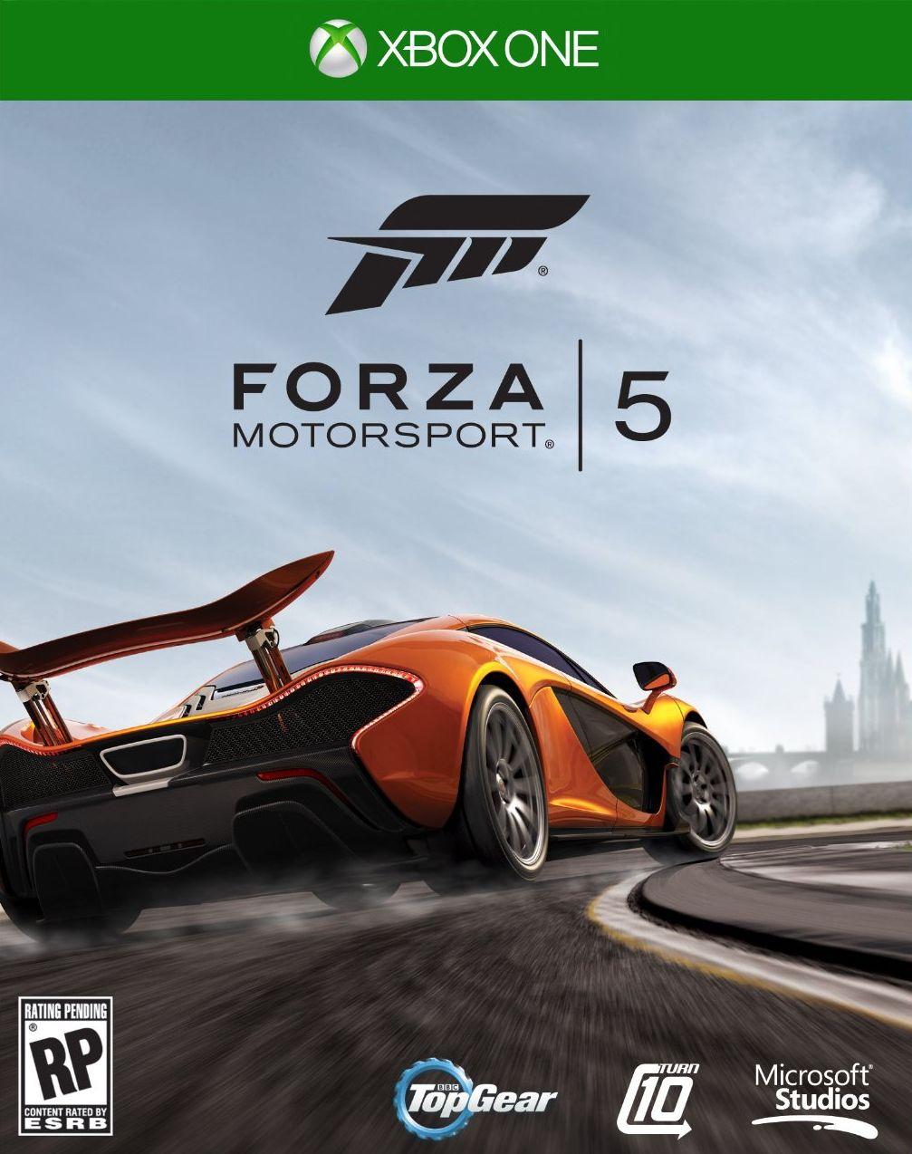 Forza Motorsport 5 GOTY BAZAR (Xbox One)