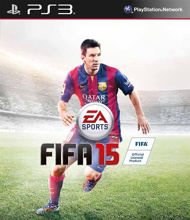 FIFA 15 CZ (PS3)
