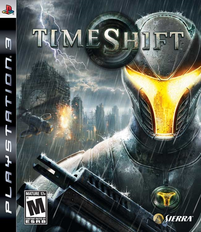 TimeShift (PS3)
