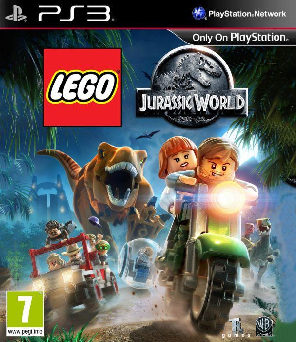 LEGO Jurassic World - Jurský svět (PS3)