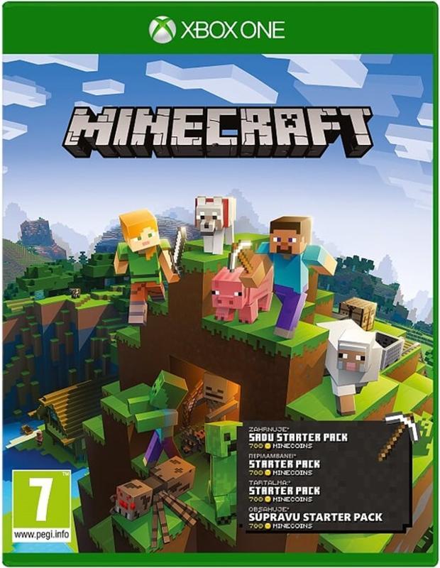 Minecraft CZ (Xbox One)