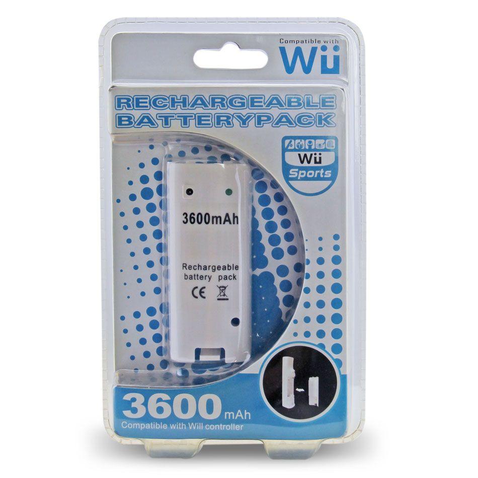 Nintendo Wii dobíjecí baterie k ovladači