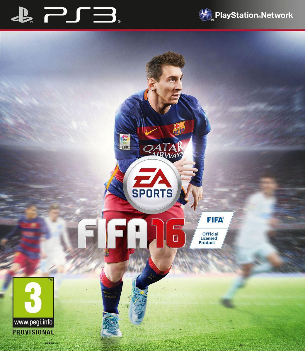 FIFA 16 CZ (PS3)