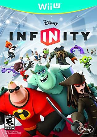 Disney Infinity (WiiU)