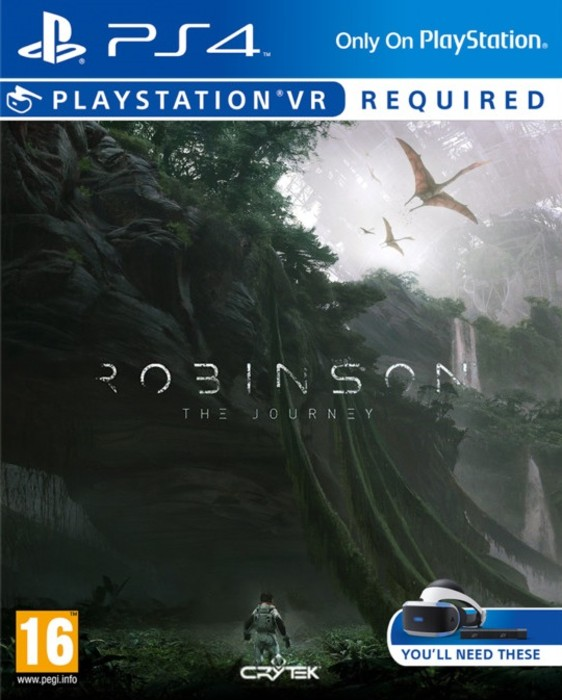 Robinson: The Journey VR (PS4)